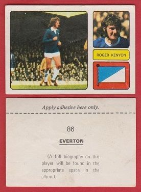 Everton Roger Kenyon