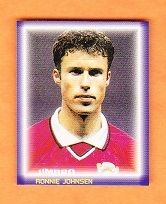 Manchester United Ronnie Johnsen Norway (P)